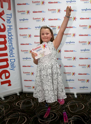Maisie - Young Personality of the Year 2018