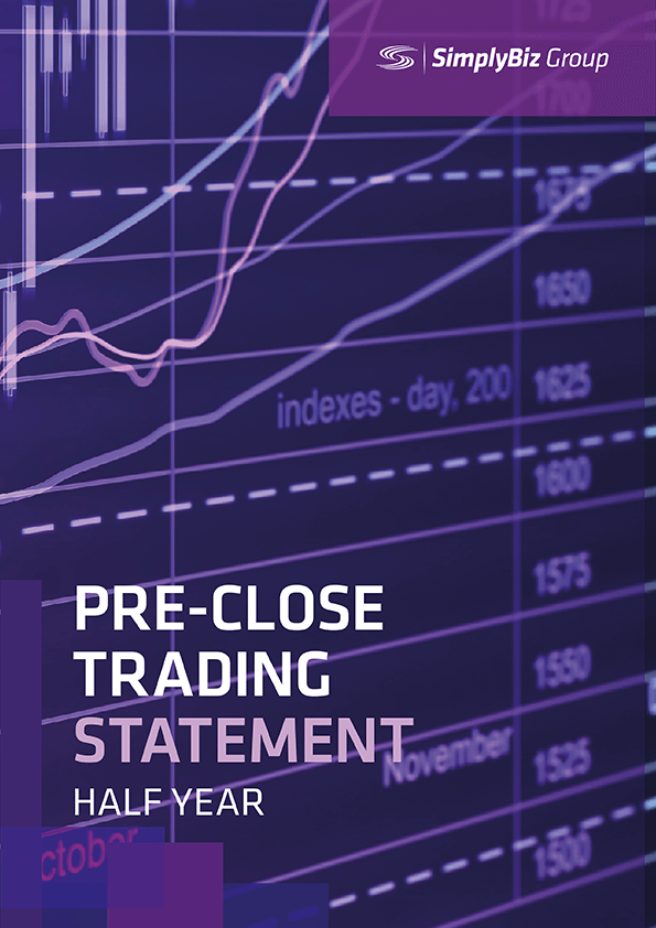 Pre-close trading statement for six months ended 30 June 2020