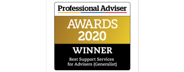 SimplyBiz Group named Best Support Service for Advisers