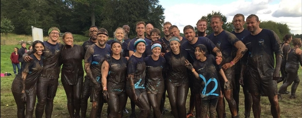 SimplyBiz Group take on Tough Mudder... again!
